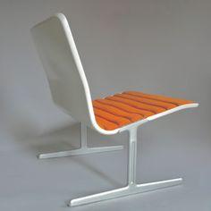 Vitsoe 601 easy chair  Dieter Rams 1960