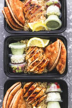 28 Healthy Meal Prep Recipes for an Easy Week. 28 Healthy Meal Prep Recipes for an Easy Week for lunches. Sunday is for meal prepping and we rounded up 28 healthy meal prep recipes that you can make for a healthy and easy week. Healthy Drinks, Healthy Snacks, Dinner Healthy, Easy Work Lunches Healthy, Easy Healthy Meal Prep, Healthy Cooking, Nutrition Drinks, Lunch Snacks, Food For Lunch