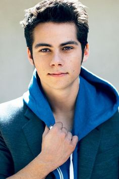 Dylan O'Brien. Teen Wolf.