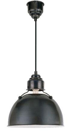Thomas OBrien  Eugene Small Pendant | Visual Comfort Lower Level Bar