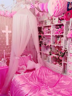 10 Aesthetic Pink Girl Bedroom Design And Decor Ideas Girl Bedroom Designs aesthetic Bedroom Decor design Girl Ideas pink Pink Bedroom Design, Pink Bedroom For Girls, Pink Bedrooms, Girl Bedroom Designs, Pink Room, Bedroom Decor, Pastel Room Decor, Cute Room Decor, My New Room