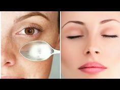 REJUVENECE CON UNA CUCHARA / Remedios naturales Linfático Facial - YouTube