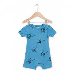 Baby romper with short legs and all over print MOSQUITOS BZZ. This style has a snaps opnening at crotch to make changing easy! Perfect as a pyjama for hot summer nights. Ice Dresses, Short Sleeve Dresses, Dresses With Sleeves, Mosquitos, Comfy Shorts, Tank Top Dress, Short Legs, Baby Body, Organic Cotton