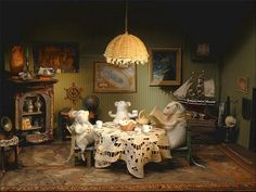 SIMONA -mouse house