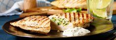 Rezept Gefuellte Haehnchenbrust mit THOMY Grillprodukt