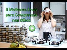5 Melhores Ervas para Compressas nos Olhos - YouTube