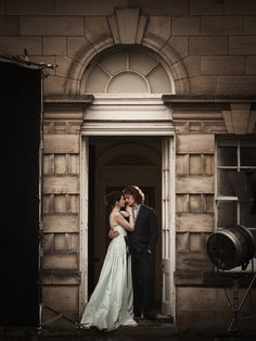 Caitriona Balfe and Sam Heughan (May/June 2016 Departures magazine photo shoot by Martin Scott Powell)