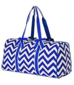 Personalized Quilted Royal Blue Chevron by SweetThoughtBoutique, $35.99