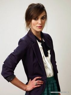 Keira Knightley in #wren