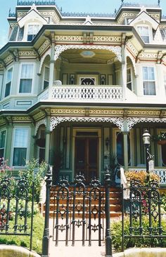 victorian mansion in cape may new jersey