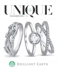 Looking for a truly one-of-a-kind ring? Discover our distinctive engagement ring designs for the incomparable bride.