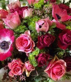 rose e anemoni