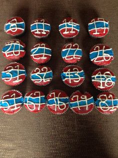 Cupcakes! Soumis par / Submitted by DinaLovesPrice (Twitter)