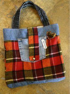 I love this Tartan  Bag