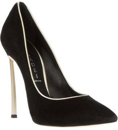 Casadei Pointed Toe Pumps -