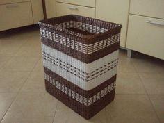pletenie z papiera - Fotoalbum - Moje výrobky z papiera - Moje výrobky