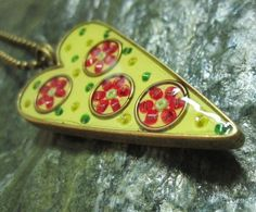 Items similar to Heart mixed media pendant in pink, green and yellow on Etsy Pink And Green, Yellow, Evolution, Polymer Clay, Mixed Media, Journey, Pendant, Heart, Etsy