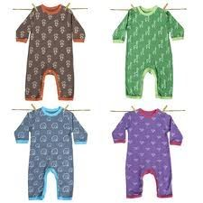 Sweetpea Wholesome Baby - Jungle Romper, Parade