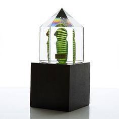 Bertil Vallien Kosta Modern keramik och konstglas Glass Art, Modern, Pedestal, Sculpture, Trendy Tree, Jar Art