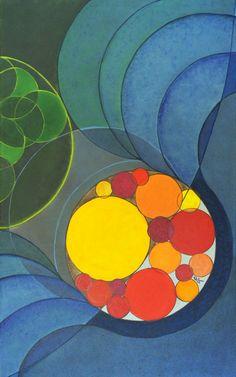 """Ilhados"" (Stranded)  Artist Quim Alcantara  Acrylic on canvas, 2011"