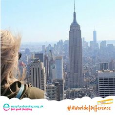 """@easyuk #AWorldOfDifference finding peace in the busiest place on earth!"" #Travel #Holiday"
