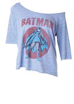 Batman Tee - View All Tops - Tops - Clothing - Alloy Apparel