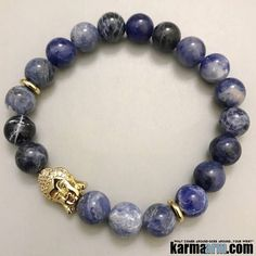TRUST THE PROCESS | Reiki Healing Meditation Jewelry | Yoga Bracelets ♛ When we need the courage to speak and act out of our convictions, that's when Sodalite has its greatest power. #Buddha #Buddhist. #reiki #Bracelets #BEADED #Gemstone #Charm #Mens #Buddhist #Good #Lucky #womens #Jewelry #CrystalsEnergy #gifts #Chakra #Healing #Kundalini #Law #Attraction #LOA #Love #Mantra #Mala #Meditation #prayer #mindfulness #wisdom #CrystalEnergy #Spiritual #Gifts #Mommy #Blog