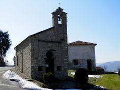 #Levice - Cappella di San Rocco http://www.borghisostenibili.it/borghi/levice/levice.aspx
