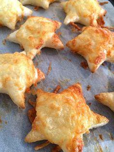 Star Cheese Puffs