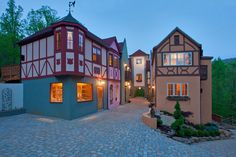 Fenton Inn - a Charming Bavarian Village Bed & Breakfast