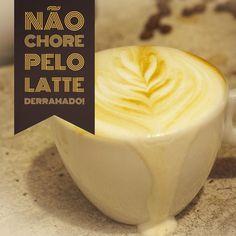 Hahaha ! Eu sei odiamos quando acontece ! Mas não fica triste vem fazer curso com a gente que tudo da certo ! Novas turmas em janeiro ! #cursos #barista #cafe #sjc #cafésespeciais #mestrecafeeiro #amo #latte #cursocoados #cursolatte #cafesemsjc Fomos marcados nessas fotos ! obrigado !