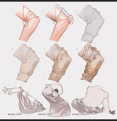 28 Ideas Drawing Clothes Tutorial Step By Step Source by ideas for men drawing Drawing Skills, Drawing Poses, Drawing Techniques, Drawing Tips, Drawing Ideas, Digital Art Tutorial, Digital Painting Tutorials, Art Tutorials, Drawing Tutorials