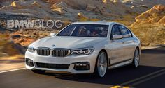 This is one of the most realistic 2017 BMW G30 5 Series renderings - http://www.bmwblog.com/2016/05/04/one-realistic-2017-bmw-g30-5-series-renderings/