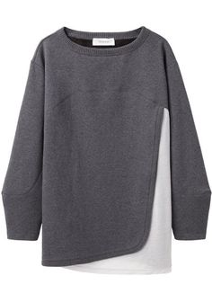 Chalayan grey Top