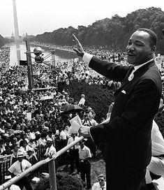 """Every man must decide whether he will walk in the light of creative altruism or in the darkness of destructive selfishness.""  --Martin Luther King, Jr."