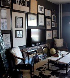 Serendipitylands: DECORACION TELEVISORES Lunes 28 Abril 2014
