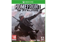 génial KOCH MEDIA SW Homefront - The Revolution First Edition FR/NL Xbox One chez Media Markt