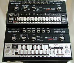 303 and 606 Music Machine, Drum Machine, Trip Hop, Edm, Analog Synth, Experimental, Telecaster Guitar, Recording Equipment, Tutorials