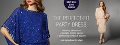 The Perfect-Fit Party Dress