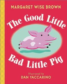 This certainly isn't the most well known of Margaret Wise Brown's books, but it is definitely my favorite!