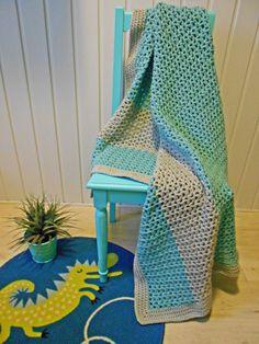 Faz bem aos olhos   Crochet - Crafts - Lifestyle: mantas