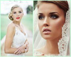 maquiagem para casamento durante dia exemplos
