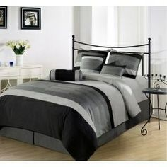 Masculine Bedding Sets for Men: Hunter's room