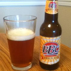 Bluegrass Brewing Company Amber Ale