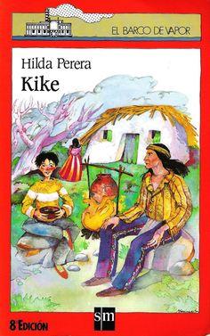 """""""Kike"""", de Hilda Perera, Ediciones SM."""