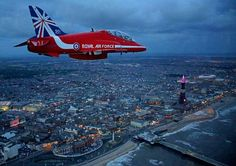 Red Arrows Blackpool