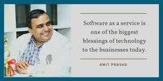 Software as a service is one of the biggest blessings of technology to the businesses today.
