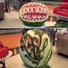 That watermelon's got serious swag!  #FillTheBoat #JamaicaCruise