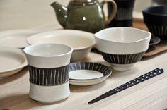 手作りのぬくもりと和モダンな雰囲気の陶器「チョコ削り」|奈良県 ...