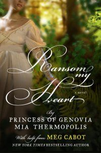 Ransom My Heart. Click on the cover to see if the book's available at Otis Library.